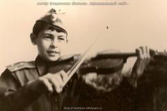 Детство и юность Владислава Шкляева